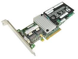 Контроллер IBM 90Y4266 Контроллер SAS RAID IBM ServeRAID M5015 MegaRAID SAS 9260-8i SAS2108 512Mb BBU