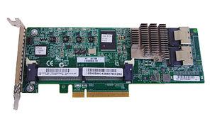 Контроллер HP 633538-001 Smart Array P420/0Mb SAS