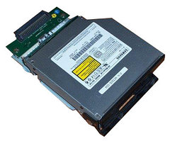 Привод Intel A53306-004 SR2300 CD and Floppy Combo Drive Assy