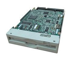 Привод Fujitsu MCJ3230AP MO Disk drive 2.3 GB ATAPI internal 3.5?