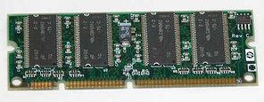 Модуль кэш памяти HP Q7707A HP 32Mb 100Pin PC100 SODIMM