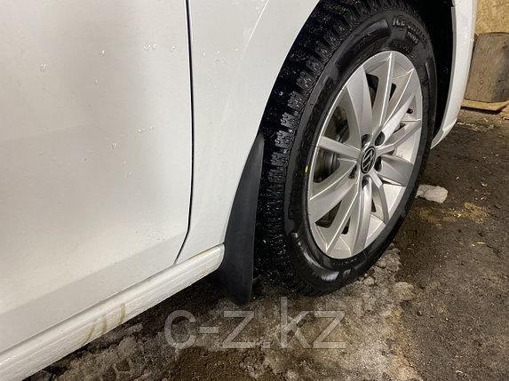 Брызговики для Volkswagen Polo (2020-н.в.) SD передние (пара), фото 2