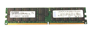 Оперативная память IBM 39M5811 2GB DDR2 PC2-3200R ECC REG