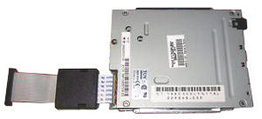 Привод HP 235168-001 Diskette drive, slimline, 1.44-MB