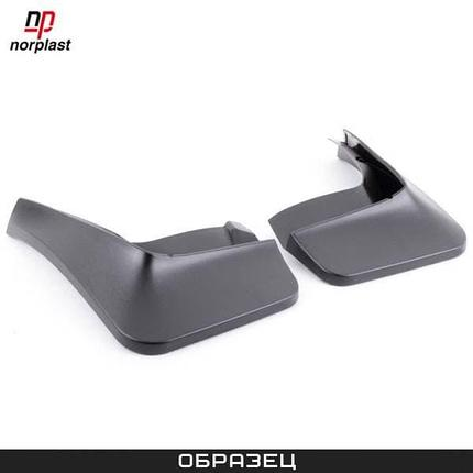 Брызговики для Volkswagen Polo (2020-н.в.) задние (пара), фото 2