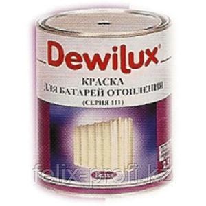 DEWILUX Rapid эмаль (быстросохнущая) 1003 белый. 2,5л