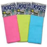 Салфетка из микрофибрового волокна LISO для стекол, Pamex 30x40cm, ассорти (FE30421)