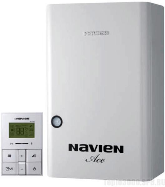 ACE-16k - Газовый котел Navien, серия RTU, отапливаемая площадь 160 - фото 2