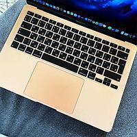 Клавиатурный модуль (топкейс) Apple Macbook Air 13 2020 M1 A2337 (Gold)