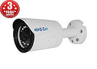 Si-Cam SC-DS501F Цилиндрическая уличная IP видеокамера (5Mpx, 2592*1944, 15 к/с, WDR, LED подсветка)
