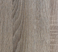 Стеновая декоративная панель Сонома серый 240x2700 мм 0,648 м2 Latat МДФ