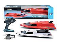 Радиоуправляемый катер Create Toys Rapid