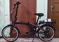 """36v 250w, аккум. Li-ion 36v 10 A/H. Электровелосипед складной. Колеса 20""""."""