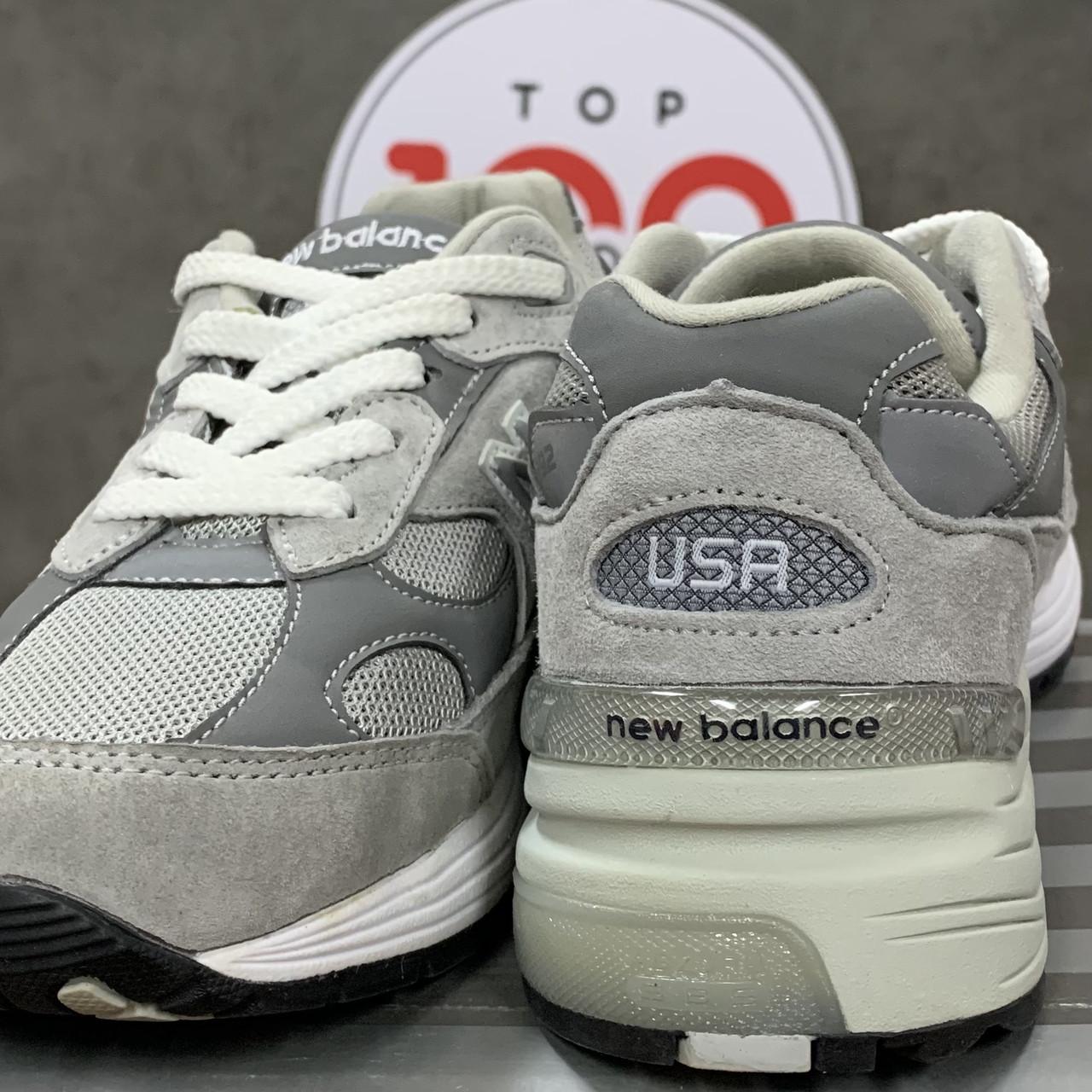 Кроссовки New Balance 992 - фото 3