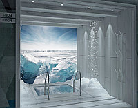 Ледяная комната под ключ. Снежная комната