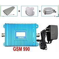 Усилитель сигнала сотовой связи 2G GSM 990