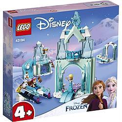 LEGO Disney Princess Зимняя сказка Анны и Эльзы
