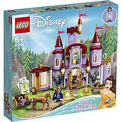 LEGO Disney Princess Замок Белль и Чудовища