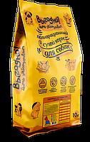 ВЫГОДНО полнорационный корм для собак крупных пород Индейка 10 кг