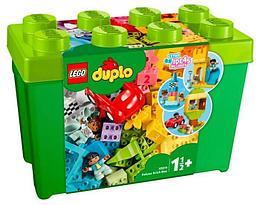 LEGO DUPLO Classic Коробка с кубиками большая