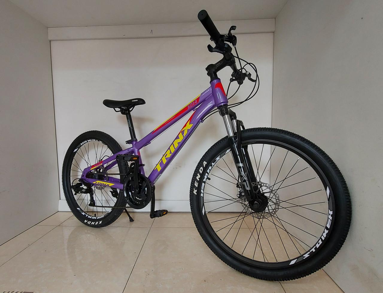 Подростковый недорогой велосипед Trinx K014. Kaspi RED. Рассрочка.