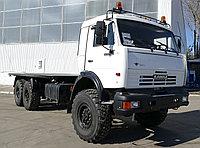 Автомобиль-контейнеровоз на шасси КАМАЗ 43118