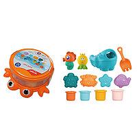 Набор игрушек для ванной Haunger Краб 12 шт.