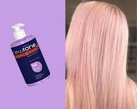 Estel NewTone 9/65 Блондин фиолетово-красный Тонирующая маска для волос 435 мл., фото 1