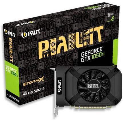 Видеокарта PALIT GTX 1050ti  4GB, фото 2