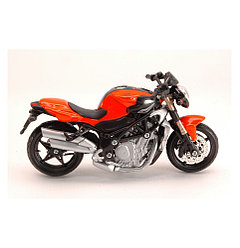 1/18 Maisto Металлический модель мотоцикла MV Agusta Brutale S 1998