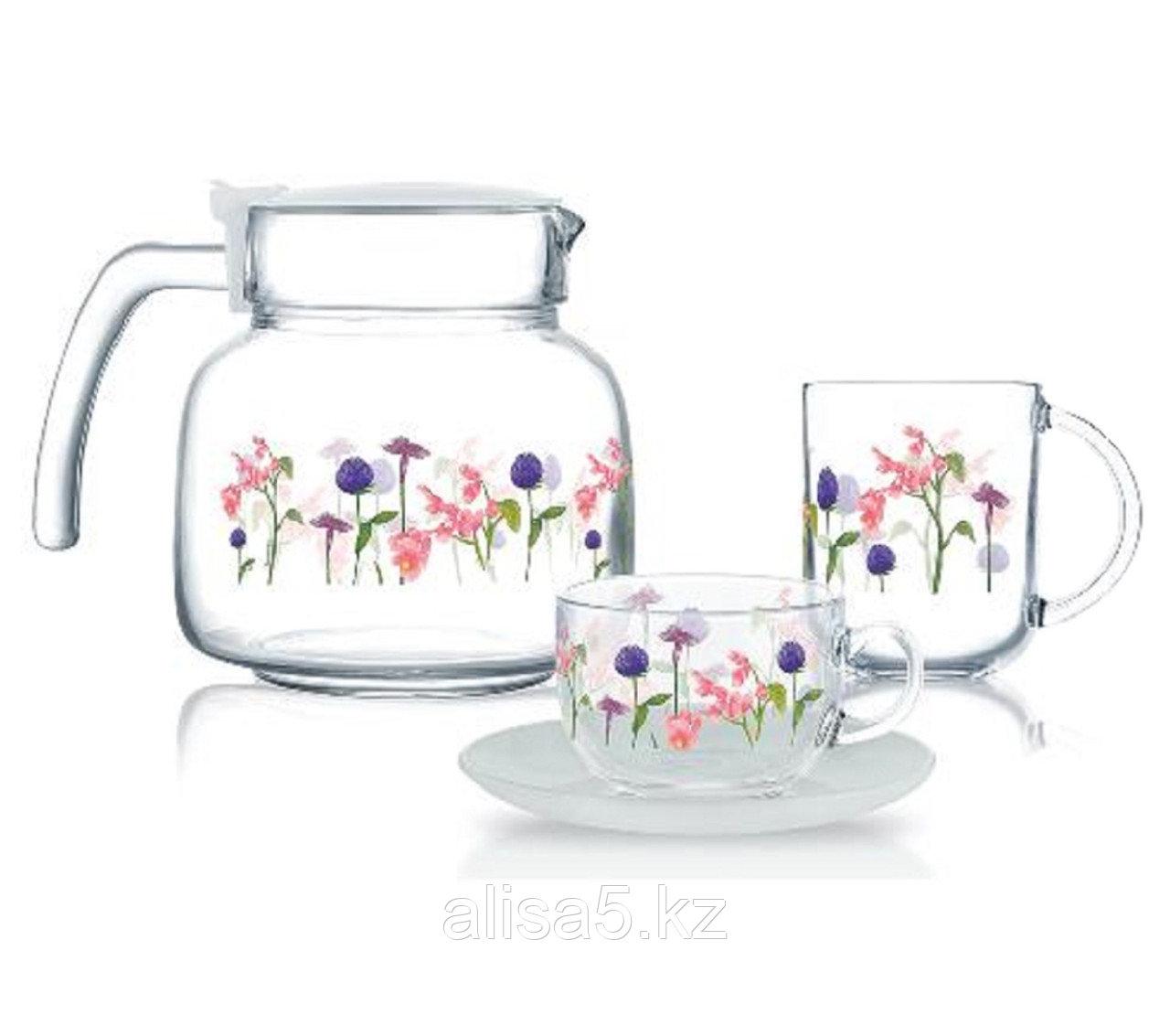ROZANA чайный cервиз на 6 персон из 19 предметов, шт