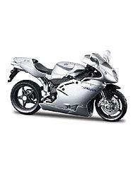 1/18 Maisto Металлический модель мотоцикла MV Agusta F4S 1+1