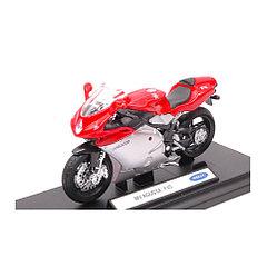 1/18 Maisto Металлический модель мотоцикла MV Agusta F4S
