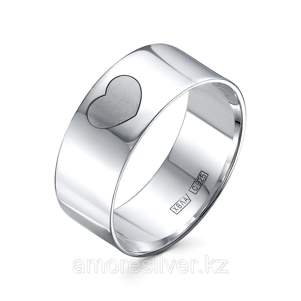 Кольцо Salakatov серебро с родием, без вставок 410-10-22