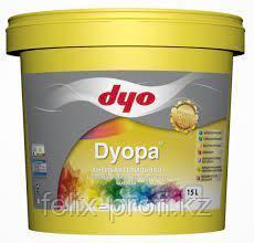 Dyopa - Интерьерная водоэмульсионная латексная краска  10 кг