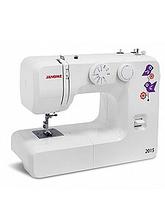 Швейная машинка JANOME-2015 15 видов строчек, петля полуавтомат
