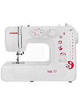 Швейная машинка JANOME-МX77 15опер.,верт.челнок,петля п/а
