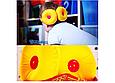Защита  для головы желтая, фото 4
