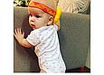 Защита  для головы желтая, фото 5