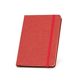 Блокнот A5 BOYD, красный