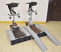 Гусеничный лестничный подъемник для инвалидов