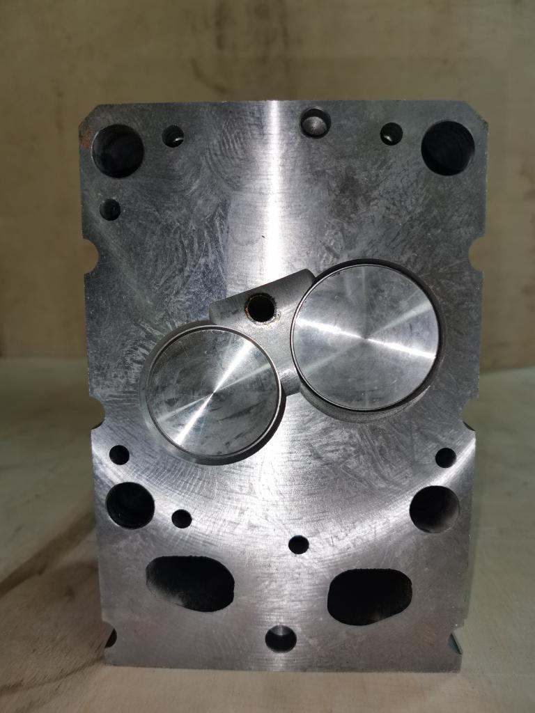 Головка блока двигателя Weichai 61560040040A/61260004015R/6150040040R