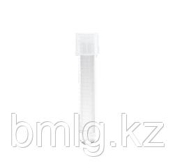 Пробирки Falcon, круглодонные п/с, с крышкой, стерильные, 125 шт/уп, 12х75 мм, 5 мл, Corning, 352054