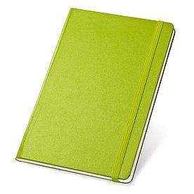Блокнот A5 TWAIN, зеленый