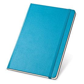 Блокнот A5 TWAIN, голубой