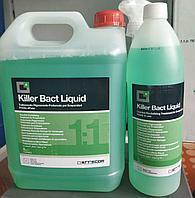 Очищающее средство для испарителей кондиционера Killer Bact Liquid, Errecom (1л)