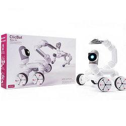 Обучающий Робот Кликбот набор изобретателя ClicBot