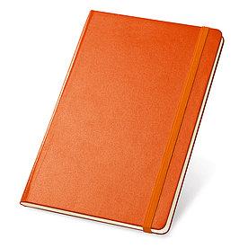 Блокнот A5 TWAIN, оранжевый