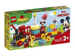 LEGO DUPLO Disney Праздничный поезд Микки и Минни