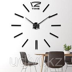 Настенные дизайнерские часы 3D